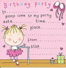 kids birthday invitation afoodaffair me