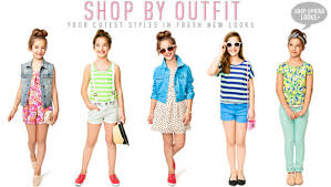 junior clothes for girls brand clothing