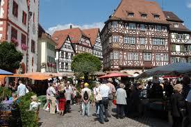 Mosbach Baden Mosbach Mosbacher Markterlebnis