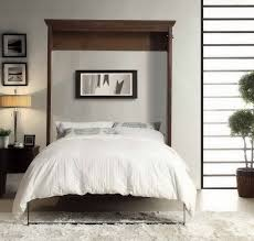 queen murphy bed cabinet natanielle queen murphy bed with desk walnut mdh modern manhattan