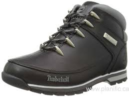 fp625240902 canada timberland mens euro hiker boot black shoes