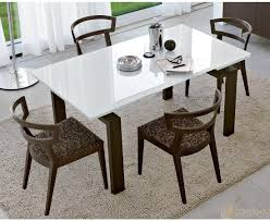White And Wood Kitchen Table by Sophisticated Glass And Wood Dining Table U2013 House Photos