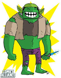 Halloween Costumes Hulk Lbfa Presents Halloween Costumes Super Heroes Original Art