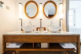 holzmöbel badezimmer badmöbel aus holz richtig pflegen