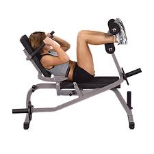 Fitness Gear Ab Bench Abs Exercise Equipment Fitnessscape
