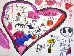 Heart Map Art Is Basic Art Teacher Blog Map Of My Heart Kindergarten