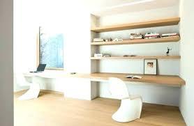 bureau en bois moderne bureau bois clair medium size of bureau console style cocktail