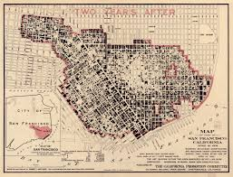 Map Of Greater San Francisco Area by Old Maps Of San Francisco Guaranteed To Blow Your Mind Curbed Sf