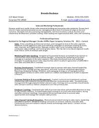 Functional Resume Template Sales Resumes And Cover Letters The Ohio State University Alumni