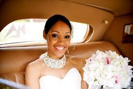 statement necklace wedding images Vintage look bridal statement necklace the crystal rose bridal jpg