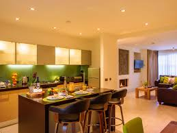 Lodge Kitchen by Self Catering Waterford Waterford Castle Lodges