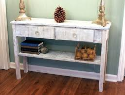 hallway table with storage narrow hall table image of narrow hallway table distressed wood