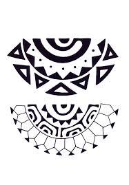 tribual feather tribal flash tatto sets