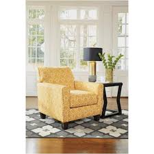 Gold Accent Chair 9470221 Furniture Ayanna Nuvella Gold Accent Chair