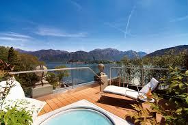 rooftop junior suites 5 stars suite on lake como grand hotel