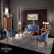 Sofa Fabric Stores Classic Sofa Fabric 2 Seater Blue Casanova 12429