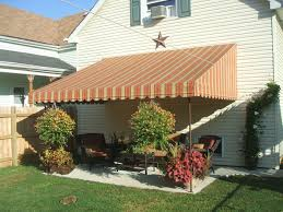 Residential Canvas Awnings Patio Awnings Photo Custom Covers And Canvas