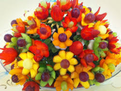 fruit arrangements for how to make fruit arrangements with nita s lessons