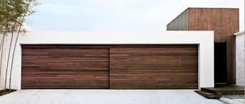 contemporary wood contemporary wood garage doors dallas fort worthlonestar overhead