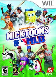 amazon com nicktoons mlb nintendo ds video games