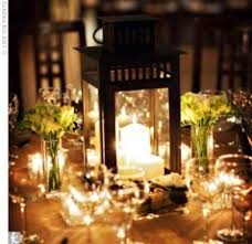 Non Flower Centerpieces For Wedding Tables by 210 Best Candiles Images On Pinterest Lantern Centerpiece Ideas