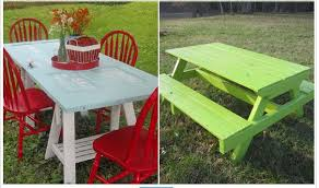 octagon picnic table plans easy to do ebay 8 foot picnic table