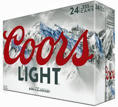 Coors Light 24 Pack Coors Light Liquor Depot Edmonton