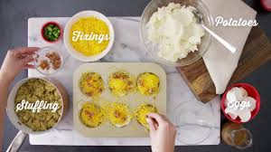 thanksgiving day leftover recipes thanksgiving leftover stuffing cups youtube