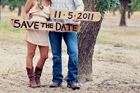 save the date signs photo save the date ideas the magazine