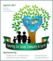 Define Selves - earth day celebration energy for life