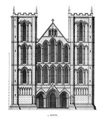 medieval ripon cathedral
