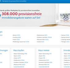 Immobilienportale Wohnungssuche Ohne Makler Online Portale Im Test Welt