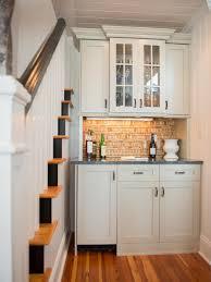 kitchen design ideas medium brown wooden cabinets with creame