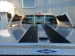 Steel Sled Deck Plans by Custom Aluminum Truck Bed Cover Used As Snowmobile Deck Flickr