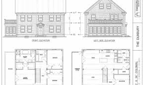 colonial floor plan 20 wonderful colonial style homes floor plans architecture plans