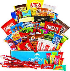 junk food gift baskets deluxe junk food basket at from you flowers of appreciation