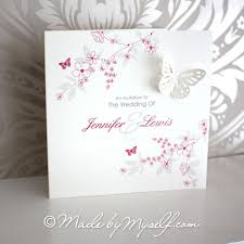 butterfly wedding invitations butterfly garden pocketfold wedding invitation includes rsvp