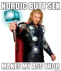 Sexual Male Halloween Costumes Nordic Buttsex Funny