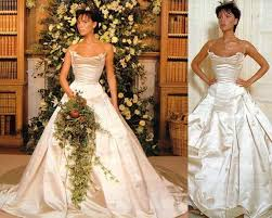25 most expensive wedding dresses 2017 - Beckham Wedding Dress