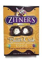 zitner s butter eggs zitner s butter krak chocolate covered eggs 2
