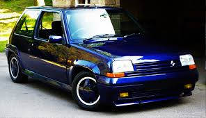 Car Of The Day U2013 1990 Renault 5 Gt Turbo Raider