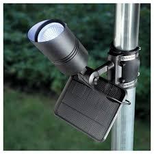 Annin Solar Flagpole Light Solar Powered Flagpole Light Eichler Mid Century Modern Inspo