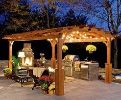 Backyard Gazebos Pictures - casual porch and patio dining pergolas backyard and patios