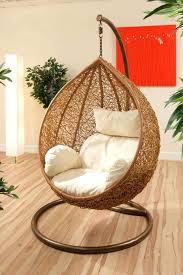 wicker chair for bedroom bedroom swing rattan wicker hanging swing chair cool modern hanging