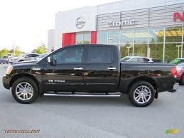 nissan titan king cab for sale 2011 nissan titan sv heavy metal chrome edition crew cab in galaxy
