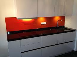 cuisine orange et noir beautiful credence moderne pour cuisine 13 plans pluriel granit