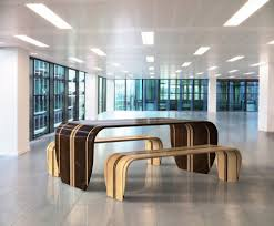 Modern Dining Table Designs 2014 Trendy Dining Table With Bench U2014 Modern Home Interiors