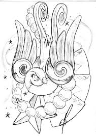 new school tattoo drawings black and white 17 best new school flash images on pinterest tattoo ideas