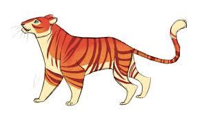 how to draw a tiger by slightlyangryunicorn on deviantart
