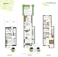 row home plans 50 best row and town homes and plans images on